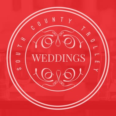 South County Trolley Weddings