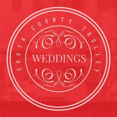 South County Trolley Weddings